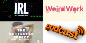 My Top 3 Podcasts Right Now, November 2017